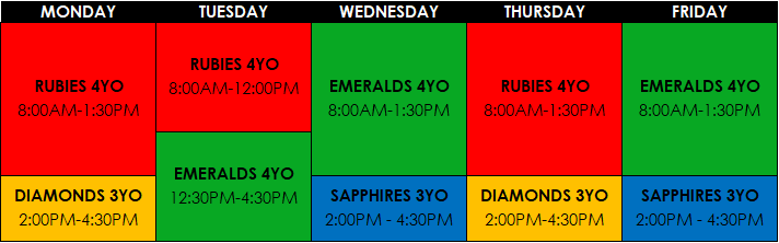 Timetable2018_Updated